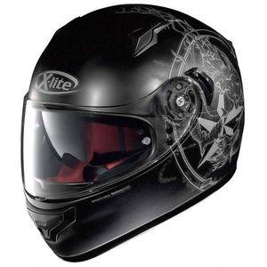 Moto prilba X-lite X-661 Sirene N-Com Flat Black XXL (63-64) - Záruka 5 rokov vyobraziť