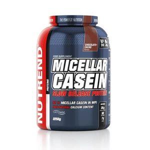 Práškový koncentrát Nutrend Micellar Casein 900g vanilka vyobraziť