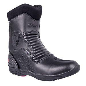 Kožené moto topánky W-TEC Benkoff NF-6052 čierna - 47 vyobraziť