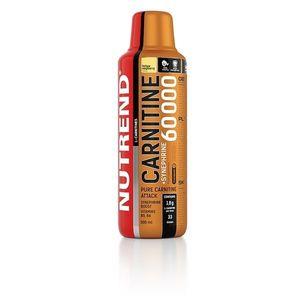 Karnitin Nutrend Carnitine 60000 + Synephrine - 500 ml vyobraziť