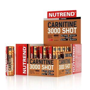 Karnitin Nutrend Carnitine 3000 SHOT 20x60 ml jahoda vyobraziť