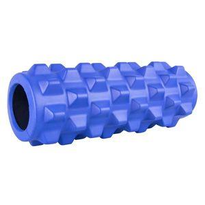 Masážny valec inSPORTline Masare modrá vyobraziť