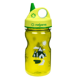 Detská fľaša NALGENE Grip'n Gulp 350ml Pink Elephant vyobraziť