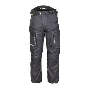 Pánske moto nohavice W-TEC Kaluzza GS-1614 čierna - 5XL vyobraziť