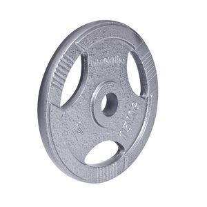 Liatinový olympijský kotúč inSPORTline Hamerton 15 kg vyobraziť
