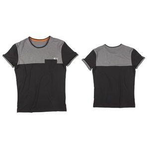 Pánske tričko Jobe Discover Nero XL vyobraziť