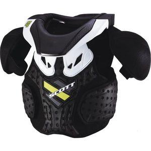 Chránič tela SCOTT Armor Junior čierna - S vyobraziť