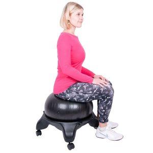 Balónová stolička inSPORTline G-Chair Basic vyobraziť