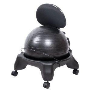 Gymnastické lopty a balónové stoličky vyobraziť