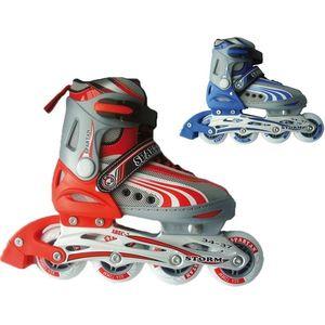 Kolieskové korčule Spartan Storm modrá - L 38-41 vyobraziť