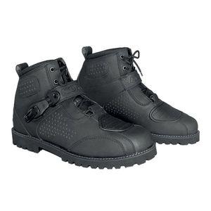 Moto topánky KORE Icone čierna - 48 vyobraziť