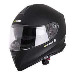Moto prilba W-TEC V127 čierna s grafikou - XL (61-62) vyobraziť