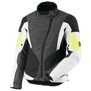Dámska moto bunda SCOTT Technit DP čierno-modrá - XXXL (44) vyobraziť