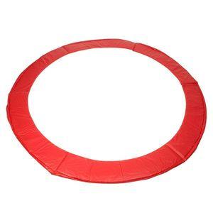 Kryt pružín na trampolínu 457 cm - červená vyobraziť