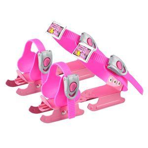 Detské korčule WORKER Duckss Pink vyobraziť