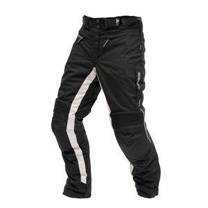Dámske moto nohavice Spark Bora čierna - 2XL vyobraziť