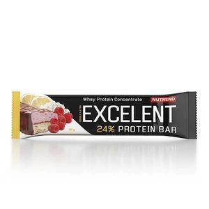 Proteínová tyčinka Nutrend Excelent Bar Double, 85 g mandle+pistácie s pistáciami vyobraziť