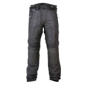 Motocyklové nohavice ROLEFF Textile čierna - 3XL vyobraziť