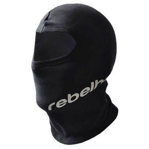41491433c Viacúčelová ochranná kukla Rebelhorn Bavlna čierna (40 kúskov ...