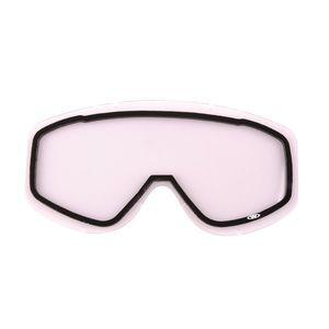 Náhradné sklo k okuliarom WORKER Gordon zrkadlovo dýmové vyobraziť