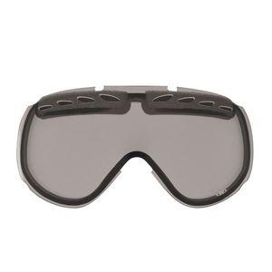 Náhradné sklo k okuliarom WORKER Molly zrkadlovo dýmové vyobraziť