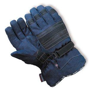 Moto rukavice Denim TWG-00G52 modrá - 4XL vyobraziť