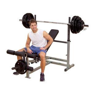 GDIB46L Body-Solid Bench press lavica - Záruka 10 rokov vyobraziť