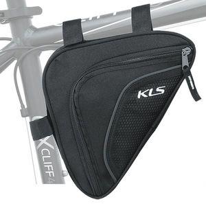 Rámová taška Kellys Wedge limetková vyobraziť