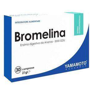 Bromelina (tráviaci enzým) - Yamamoto 30 tbl. vyobraziť