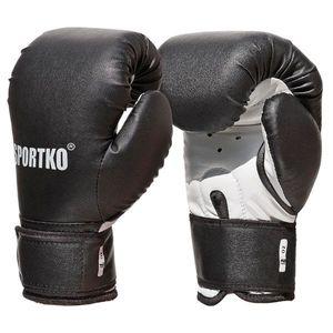 Boxerské rukavice SportKO PD2 červená - 12oz vyobraziť