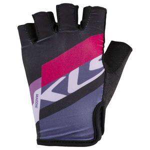 Dámske cyklo rukavice Kellys Maddie Pink - L vyobraziť
