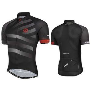 4b83250fcdcef Cyklo nohavice Kellys Rival Black - XL (46 kúskov) - SportSport.sk