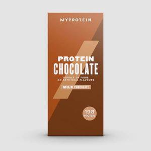 Proteínová Čokoláda - 70g - Mliečna Čokoláda vyobraziť