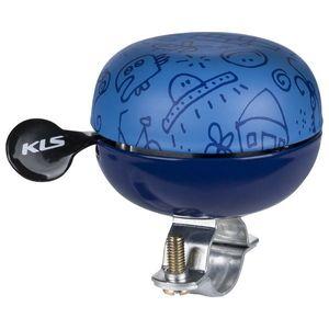 Zvonček na bicykel Kellys Bell 60 Doodles zelená vyobraziť