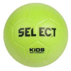 Hádzanárska lopta Select HB Soft Kids zelená vyobraziť
