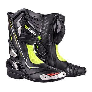 c99cf00dc558 Moto topánky W-TEC Beastor čierno-zelená - 48