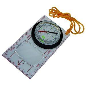 Mapový kompas AceCamp Fluorescent vyobraziť