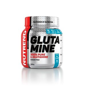 Aminokyseliny Nutrend Glutamine 300 g vyobraziť