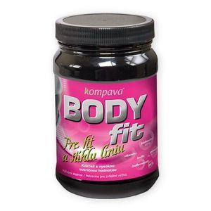 BodyFit - Kompava 420 g Vanilka vyobraziť