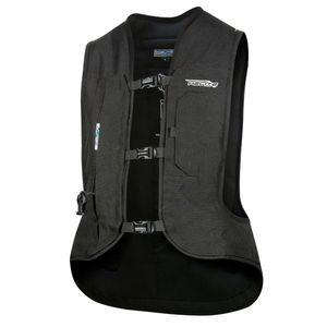 Airbagová vesta Helite Turtle 2 čierna čierna - XL vyobraziť