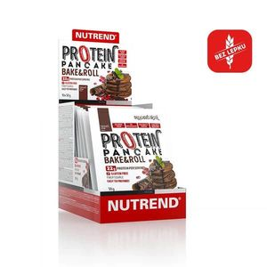 Proteínové palacinky Nutrend Protein Pancake 10x50g natural vyobraziť