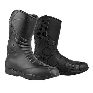 Pánske vysoké moto topánky vyobraziť