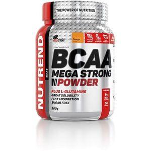 NUTREND BCAA MEGA STRONG POWDER 300 g orange vyobraziť