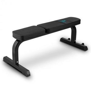 Capital Sports Flat B, čierna, 250 kg, rovná lavička, lavička na činky, oceľ vyobraziť