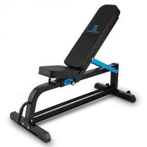 Fitness/Posilňovanie/Posilňovacie lavice/Nastaviteľné lavice vyobraziť
