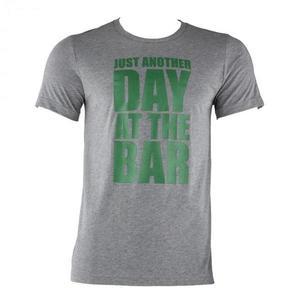 Capital Sports veľkosť M, sivé, tréningové tričko, pánske vyobraziť