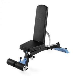 Capital Sports Compactar Plus, lavica pre tréning s činkami a ľah-sedy, kov, prispôsobiteľná vyobraziť