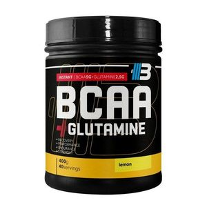 BCAA + Glutamine 2: 1: 1 - Body Nutrition 400 g Blackcurrant vyobraziť