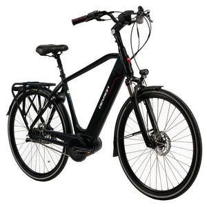 """Mestský elektrobicykel Devron 28427 28"""" - model 2019 Black - 20, 5"""" - Záruka 10 rokov vyobraziť"""