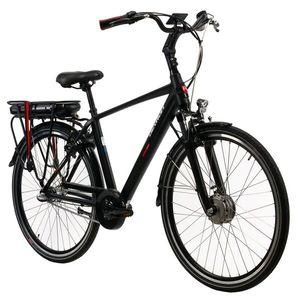 """Mestský elektrobicykel Devron 28125A 28"""" - model 2019 Black - 20, 5"""" - Záruka 10 rokov vyobraziť"""